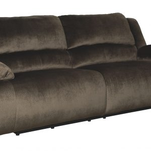 Clonmel - Chocolate - 2 Seat Reclining Power Sofa