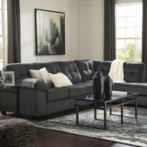Accrington - Granite - LAF Sofa
