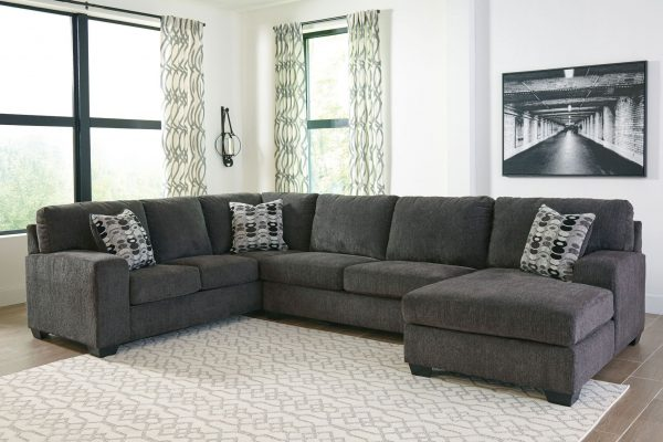 Ballinasloe - Smoke - LAF Sofa