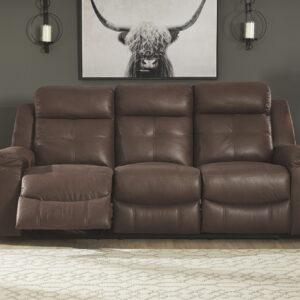 Jesolo - Coffee - Reclining Sofa