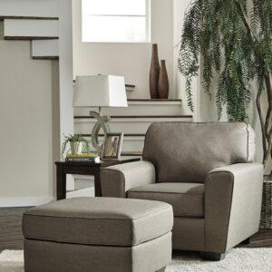 Calicho - Cashmere - Sofa, Loveseat, Chair & Ottoman 1