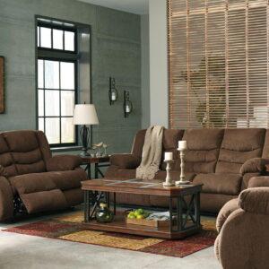 Tulen - Chocolate - REC Sofa