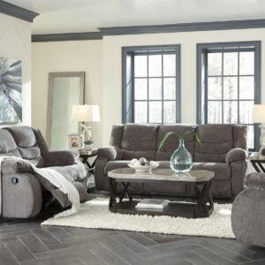 Tulen - Gray - REC Sofa