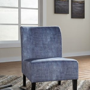 Triptis - Denim - Accent Chair