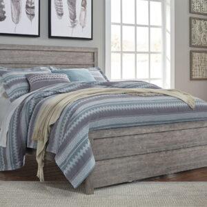 Culverbach - Gray - Queen Panel Bed