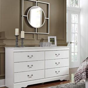 Anarasia - White - Dresser