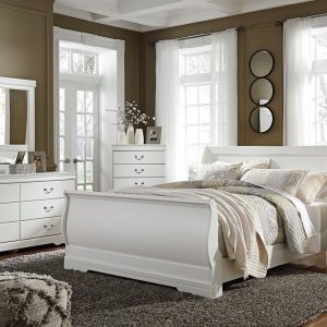 Anarasia - White - 6 Pc. - Dresser