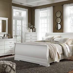 Anarasia - White - 7 Pc. - Dresser