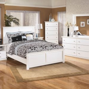 Bostwick Shoals - White - 6 Pc. - Dresser