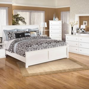 Bostwick Shoals - White - 8 Pc. - Dresser