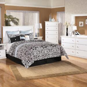 Bostwick Shoals - White - 3 Pc. - Dresser