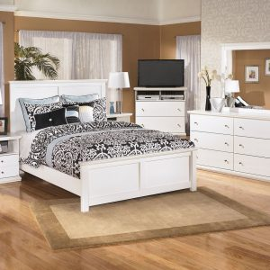 Bostwick Shoals - White - 7 Pc. - Dresser