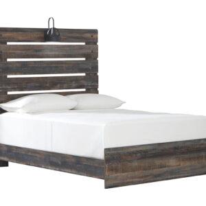 Drystan - Multi - Full Panel Bed