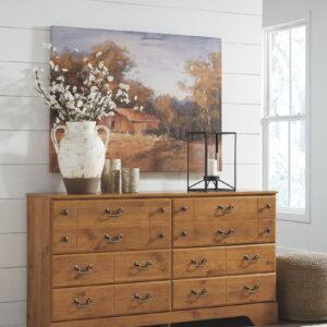 Bittersweet - Light Brown - Dresser