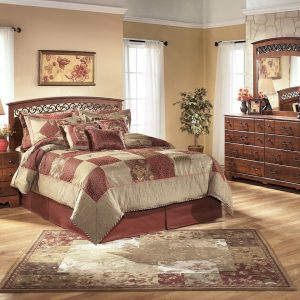 Timberline - Warm Brown - 3 Pc. - Dresser