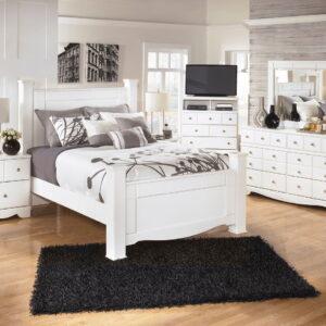 Weeki - White - 8 Pc. - Dresser