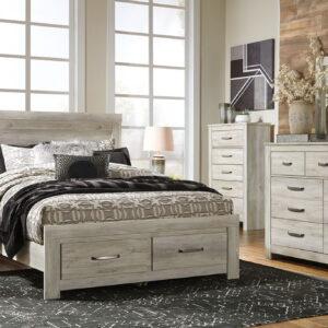 Bellaby - Whitewash - 7 Pc. - Dresser