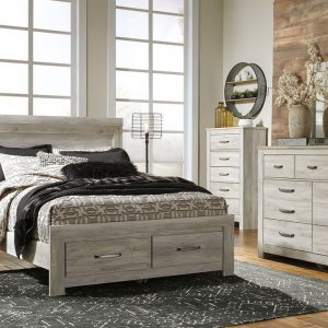 Bellaby - Whitewash - 8 Pc. - Dresser
