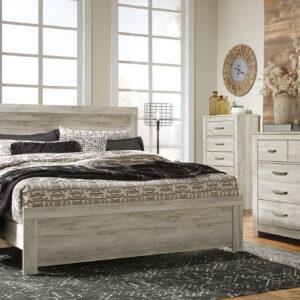 Bellaby - Whitewash - 5 Pc. - Dresser