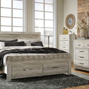 Bellaby - Whitewash - 6 Pc. - Dresser