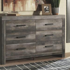 Wynnlow - Gray - Dresser