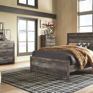 Wynnlow - Gray - Dresser & Mirror 1