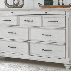 Kanwyn - Whitewash - Dresser