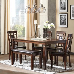 Bennox - Brown - Dining Room Table