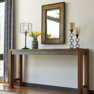 Torjin - Brown/Gray - Long Counter Table