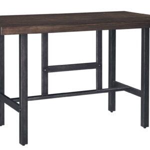 Kavara - Medium Brown - RECT Dining Room Counter Table