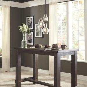 Drewing - Brown - Rectangular Bar Table