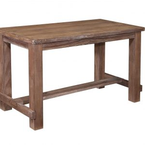 Pinnadel - Light Brown - RECT Dining Room Counter Table