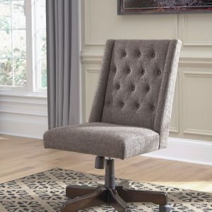 Bolanburg - Two-tone - Swivel Chair