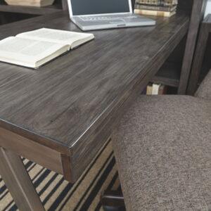 Raventown - Grayish Brown - Home Office Desk 1