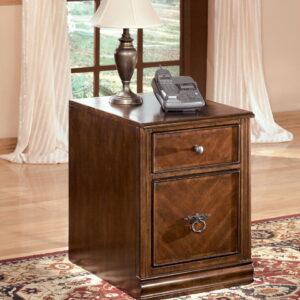Hamlyn - Medium Brown - File Cabinet
