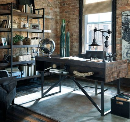 Starmore - Brown - Office Desk