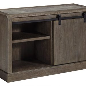 Luxenford - Grayish Brown - Large Credenza 1