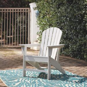 Sundown Treasure - White - Adirondack Chair