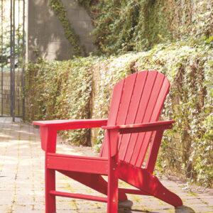 Sundown Treasure - Red - Adirondack Chair