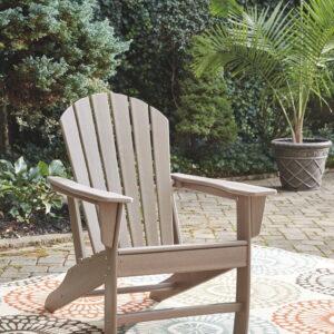 Sundown Treasure - Grayish Brown - Adirondack Chair