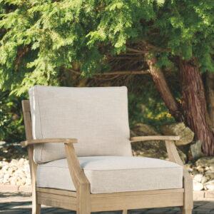Clare View - Beige - Lounge Chair w/Cushion (1/CN)