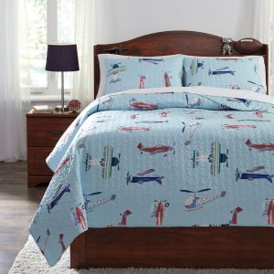 McAllen - Multi - Full Quilt Set