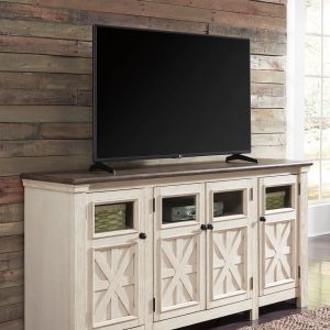 Bolanburg - Two-tone - Extra Large TV Stand
