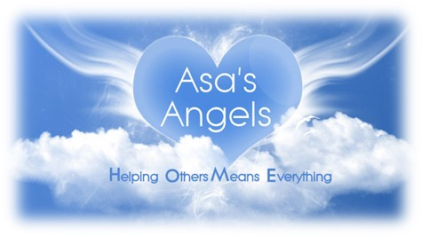 Asa's Angels - Logo