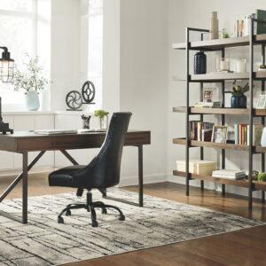 Starmore - Brown - Home Office Small Desk 1