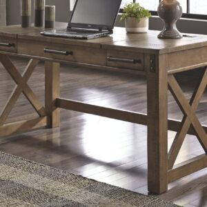 Aldwin - Gray - Home Office Lift Top Desk 1