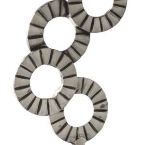Brevyn - Black/Silver Finish - Sculpture 1