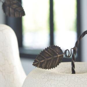 Bidelia - Antique White - Sculpture Set (2/CN) 1
