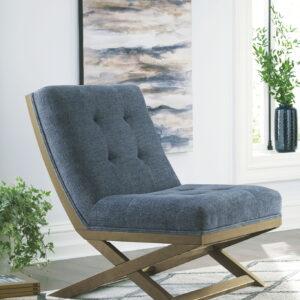 Sidewinder - Blue - Accent Chair