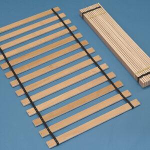 Derekson - Multi Gray - Twin Loft Caster Bed 1